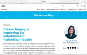 ibm-ampsy-3-ways-improving-entertainment-marketing