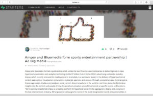 starters-ampsy-and-bluemedia-form-sports-entertainment-partnership